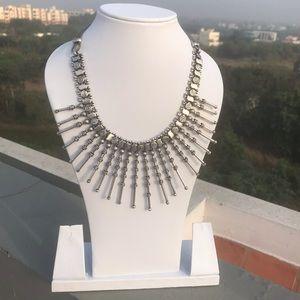 Jewelry - Oxidized Spikes Necklace